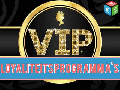 Loyaliteits (VIP) Programma's bij goksites